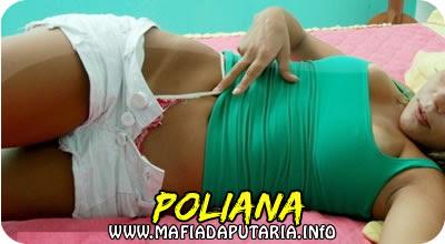 Poliana Gostosa loira cavala