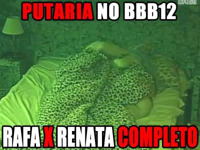 SEXO NO BBB12 FESTA LAPINHA