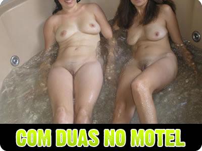 Menage Feminino Com duas No Motel