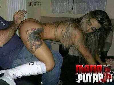 show de strip putaria  camarote loira gostosa