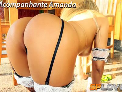 Amanda Gostosa