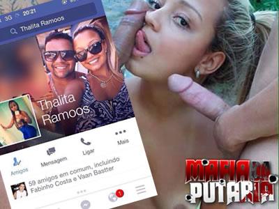 Thalita Ramos caiu na net porno videos de sexo cnn
