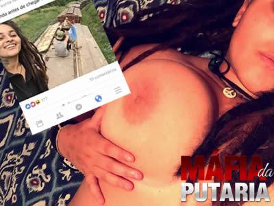 Feminista e Esquerdista do Facebook caiu na net fotos nua nudes vazados