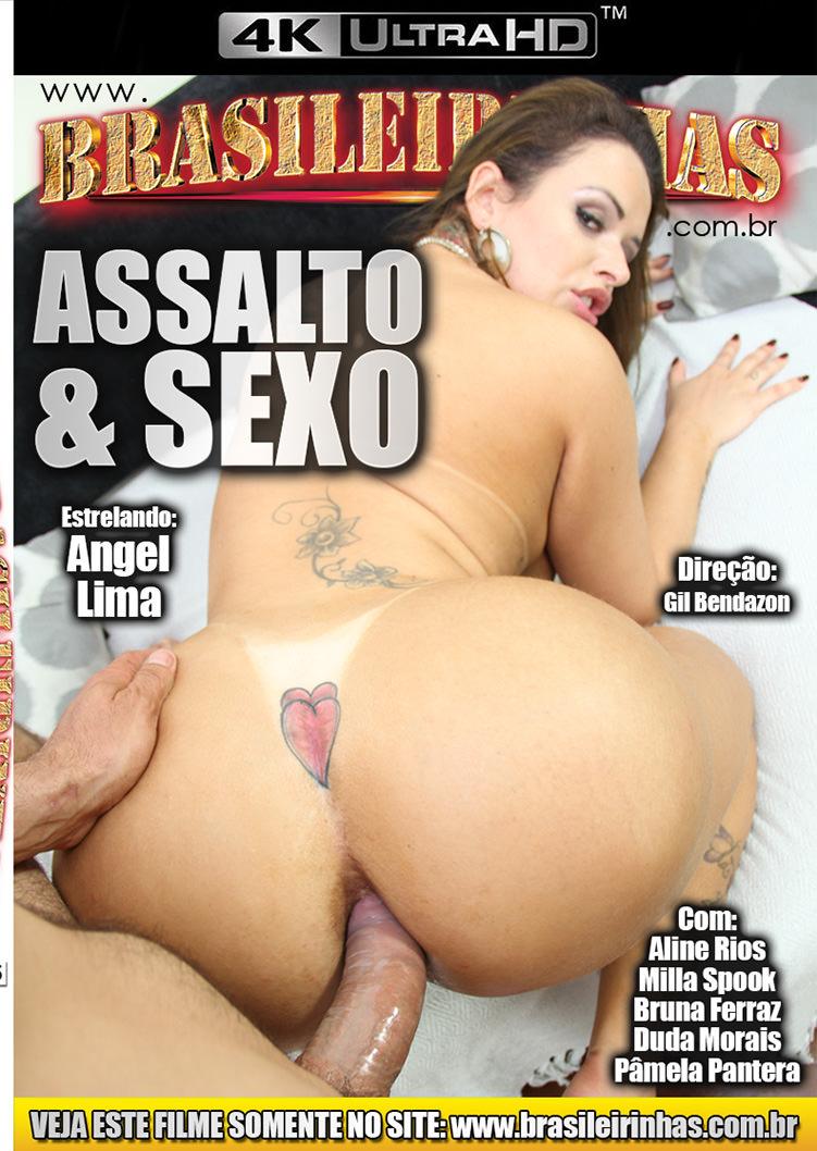 Angel Lima Fodendo Sexo Anal Big Macky Assalto e Sexo