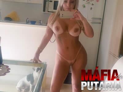 Nudes Sabrina Rabanne Pelada