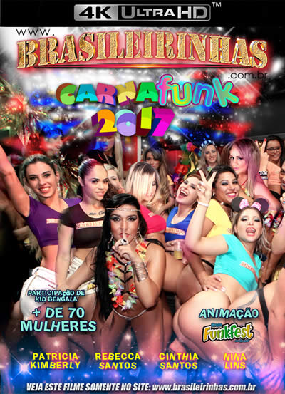 CarnaFunk Brasileiras em Porno de Carnaval