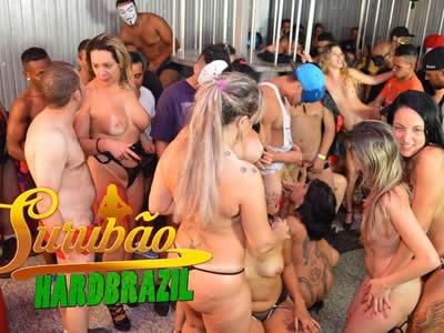 Surubão HardBrazil Filme Porno