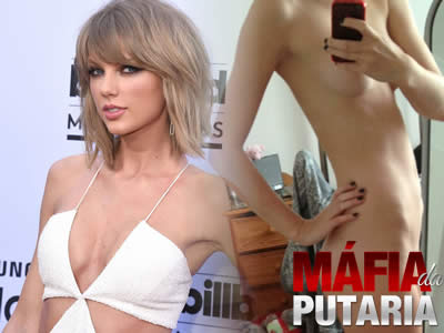 Taylor Swift Fotos Nua Vazadas na Internet