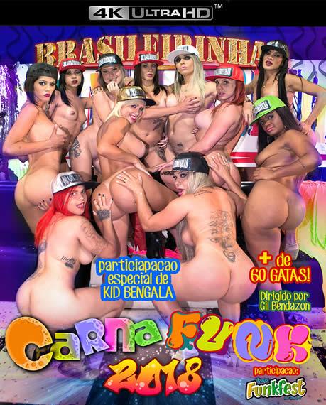 Porno Carnafunk Brasileiras 2018