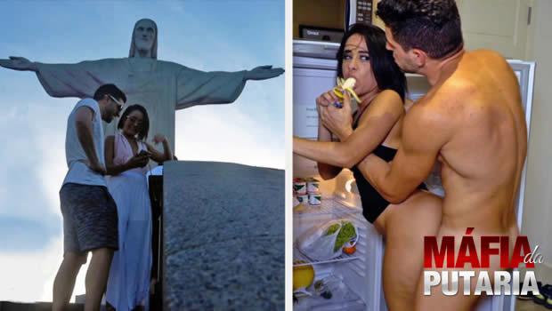 Porno Antonio Mallorca Fodendo Interesseira no Rio de Janeiro